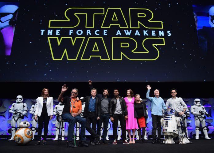 STAR WARS FORCE AWAKENS sci-fi futuristic action adventure 1star-wars-force-awakens disney poster wallpaper