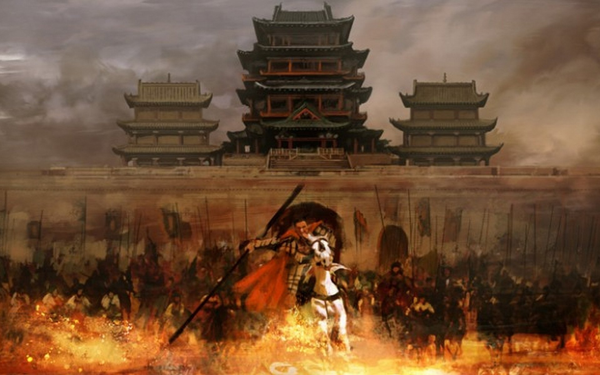 China, <b>Fantasy art</b>, Traditional <b>art</b>, Ship, <b>Asian</b> architecture ...