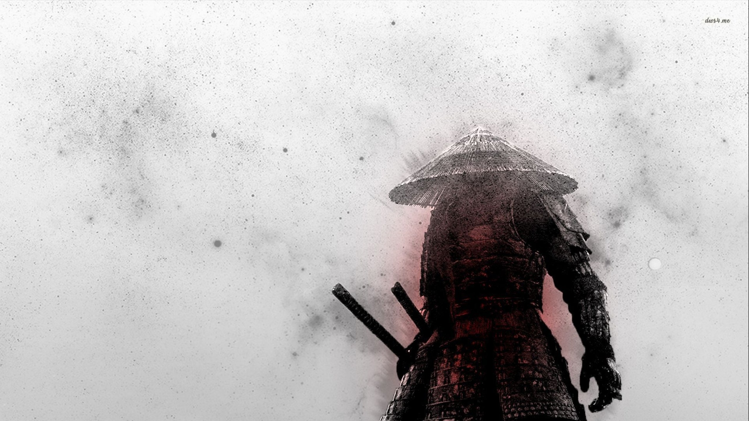 Samurai Warrior Fantasy Art Artwork Asian Wallpaper