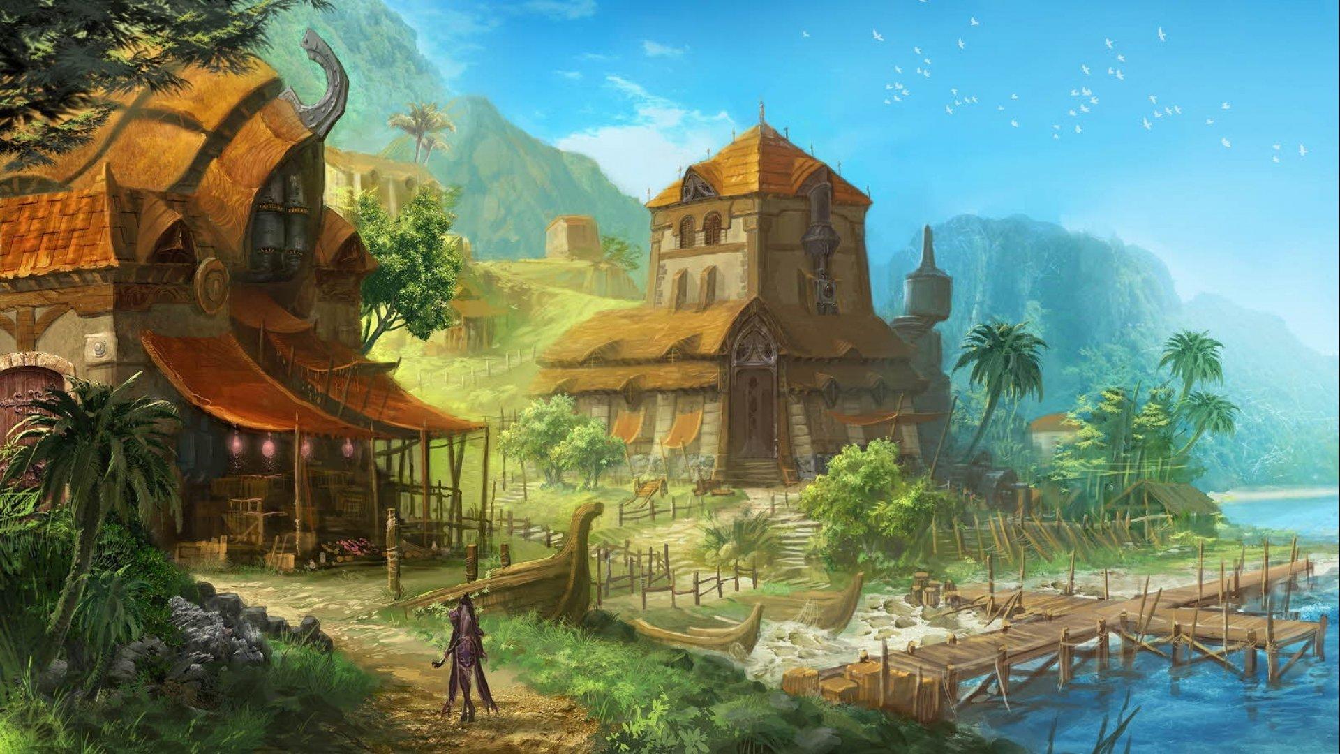 wallpaper scenery