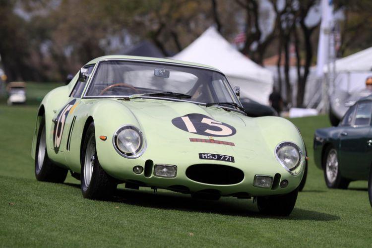 1962 Ferrari 250 GTO classic cars wallpaper