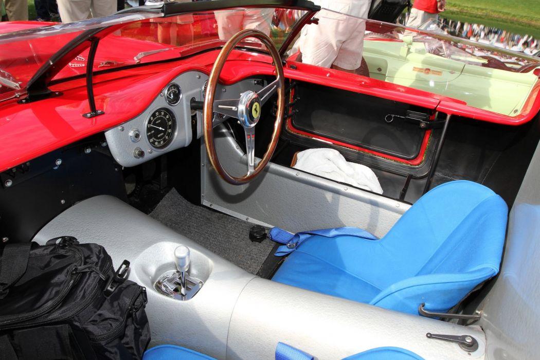 1961 Ferrari 250 TRI61 cars classic wallpaper