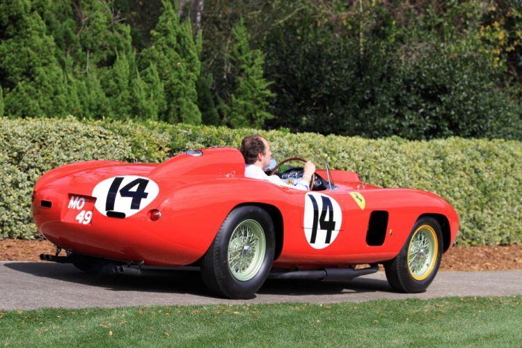 1956 Ferrari 290 MM cars classic wallpaper