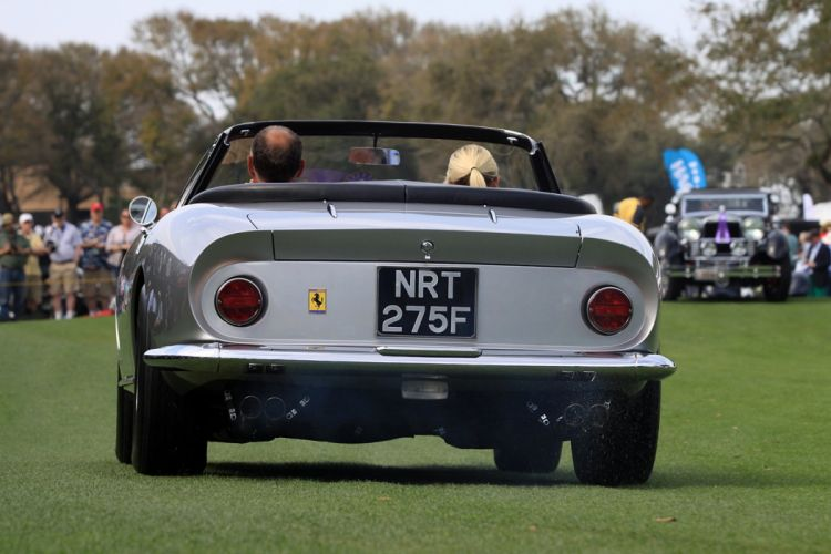 4 NART Spyder classic cars wallpaper