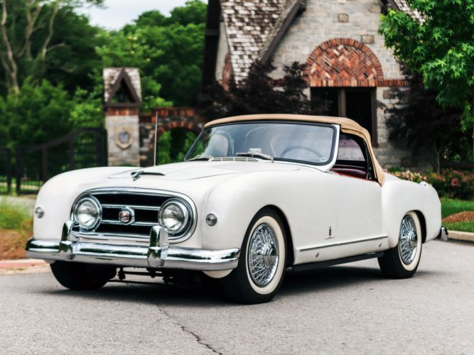 1952 Nash-Healey Roadster cars classic wallpaper