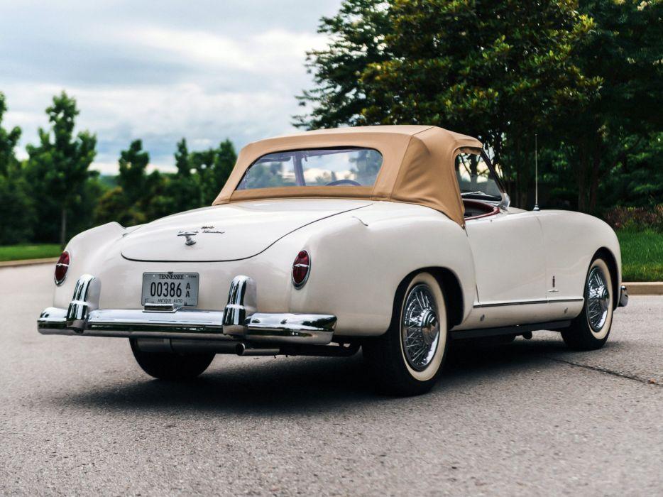1952 Nash-Healey Roadster cars classic wallpaper