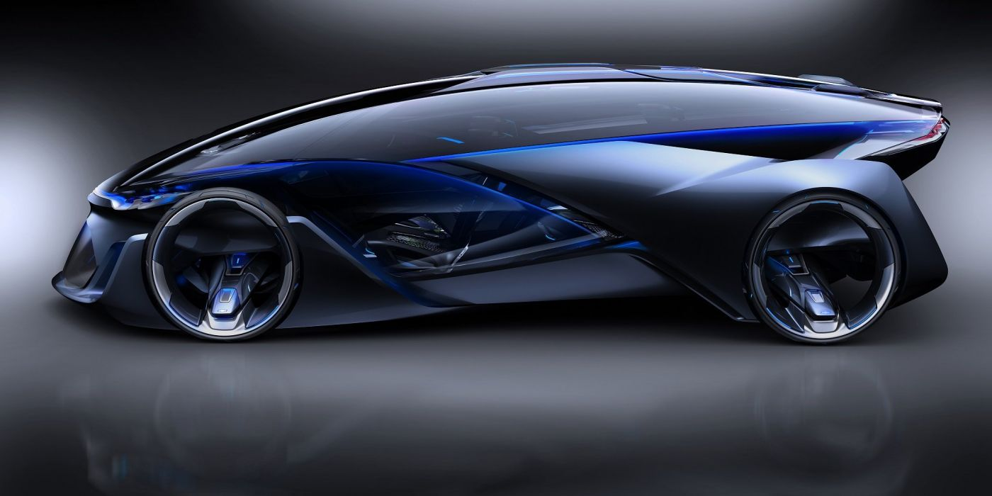 Chevrolet FNR Concept cars 2015 wallpaper