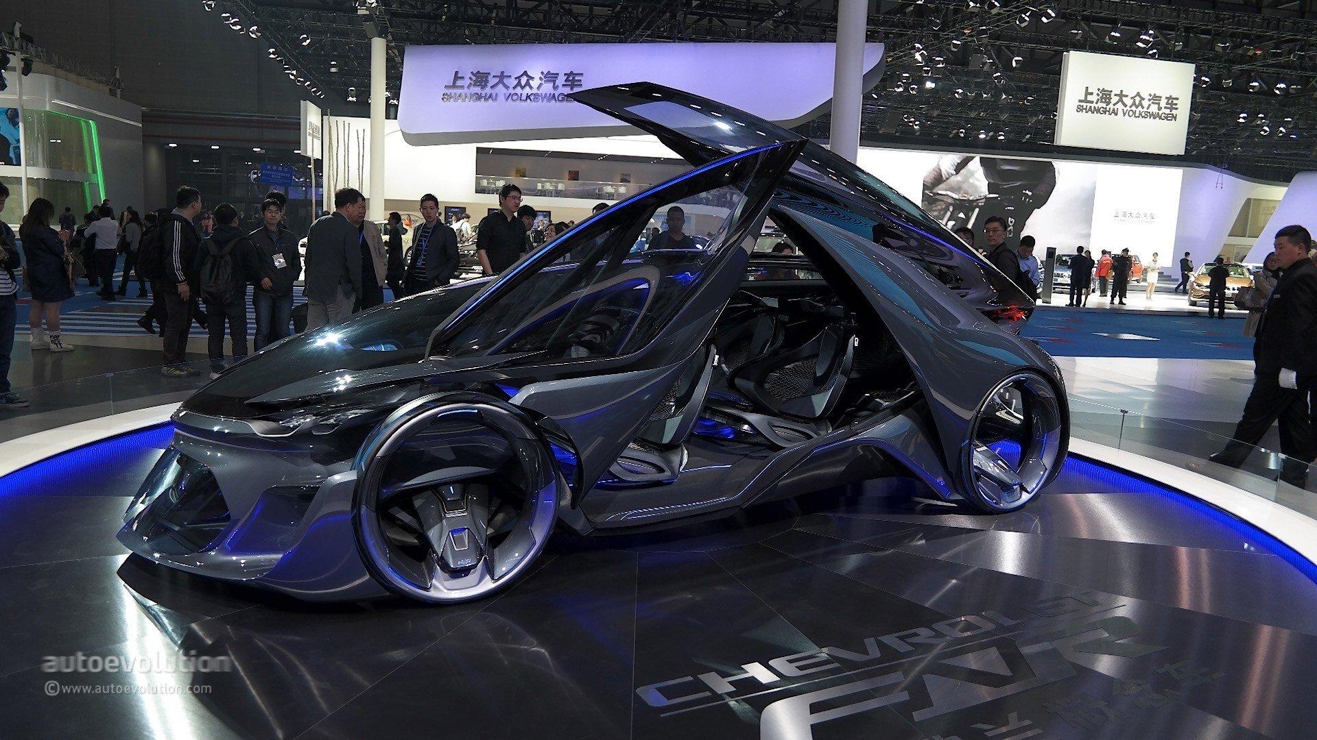 Chevy Concept Cars 2015 Chevrolet FNR Concept ...