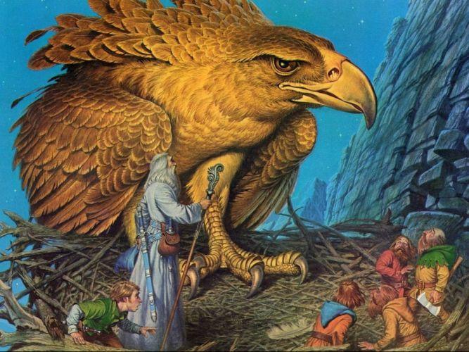 fantasy bird art artistic creature eagle wallpaper