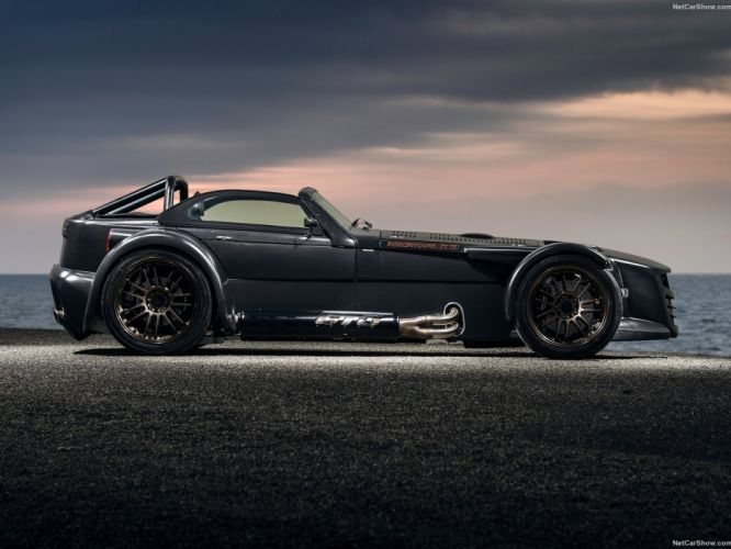 Donkervoort D8 GTO Bare Naked Carbon Edition cars 2015 wallpaper