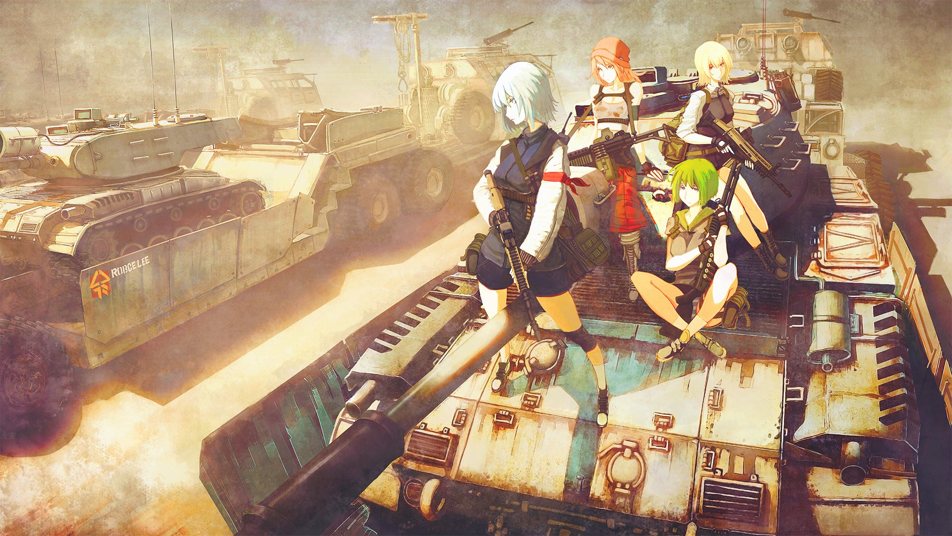 anime war wallpaper - photo #7