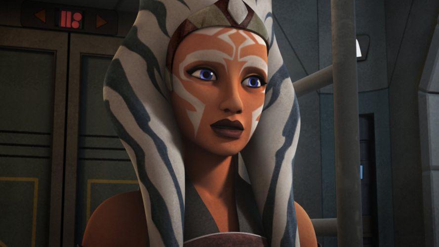 Star Wars Rebels Ahsoka wallpaper