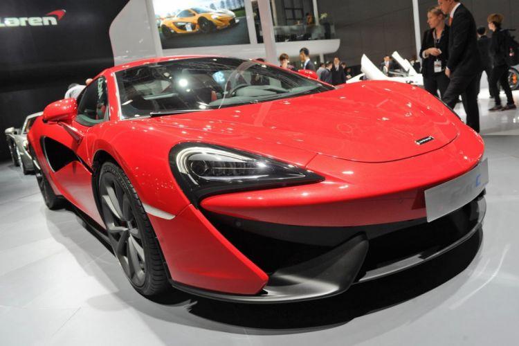 2016 540C cars Coupe McLaren supercars wallpaper