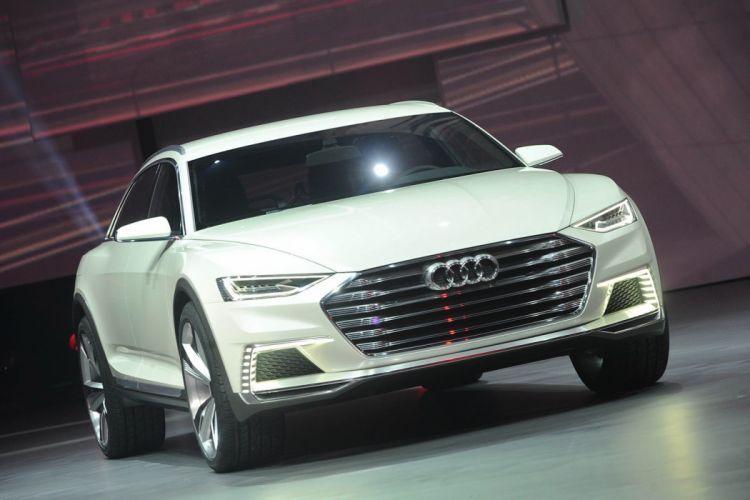 2015 allroad Audi cars Concept prologue suv wallpaper