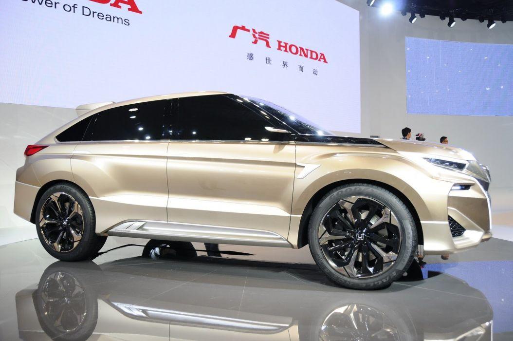2015 cars Concept Concept-D Honda wallpaper