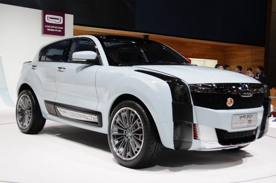 2015 cars concep phev qoros suv wallpaper