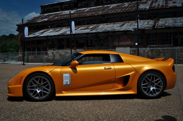 q 1 rossion Supercar cars wallpaper