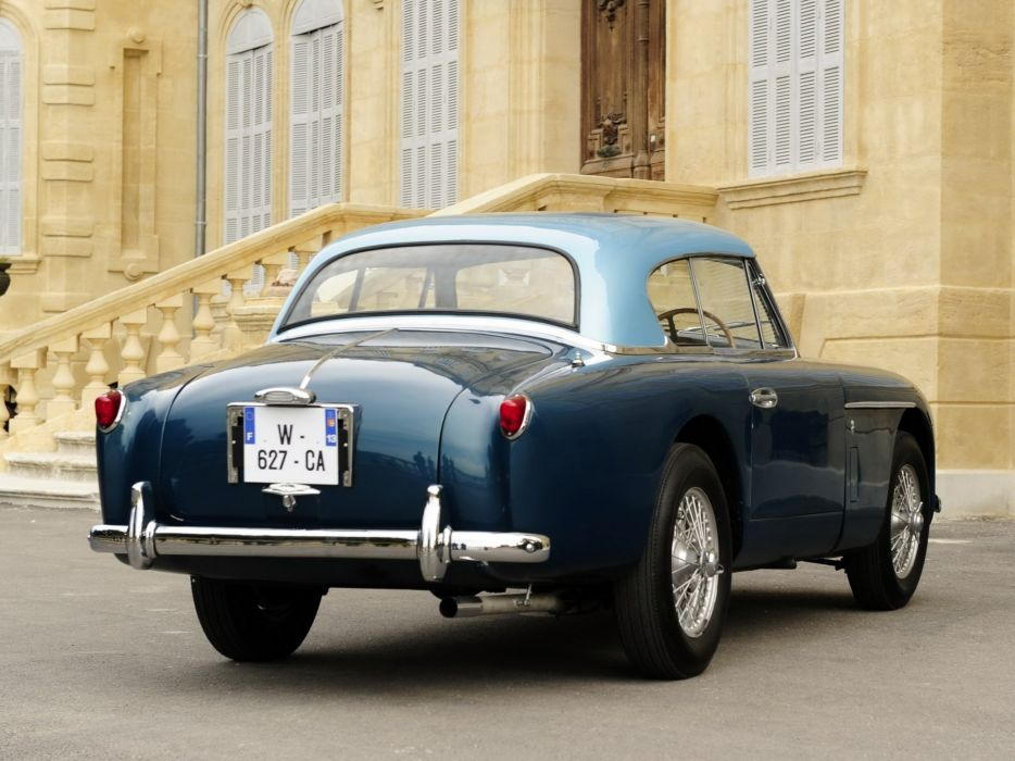 4 Fixed Head Coupe Tickford MkII 1955 cars classic wallpaper