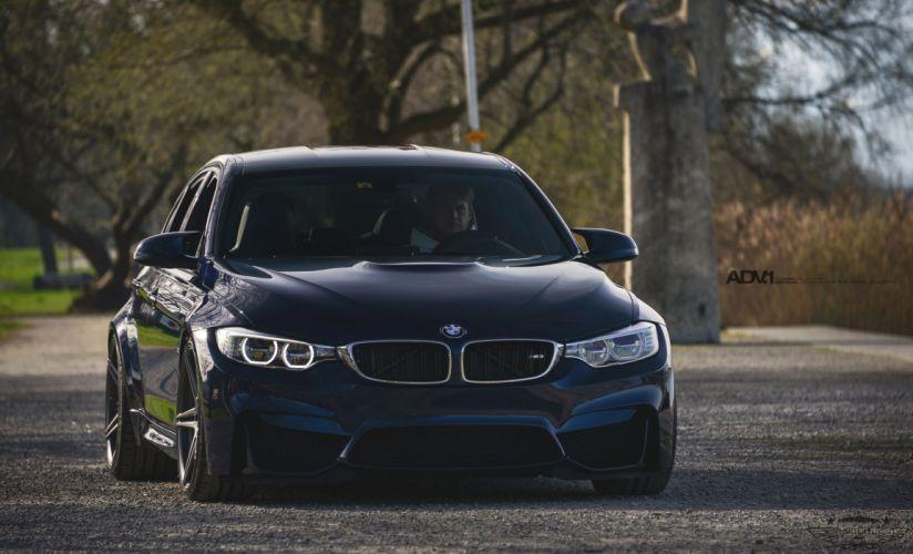 BMW F80 M3 cars adv1 wheels tuning cars wallpaper