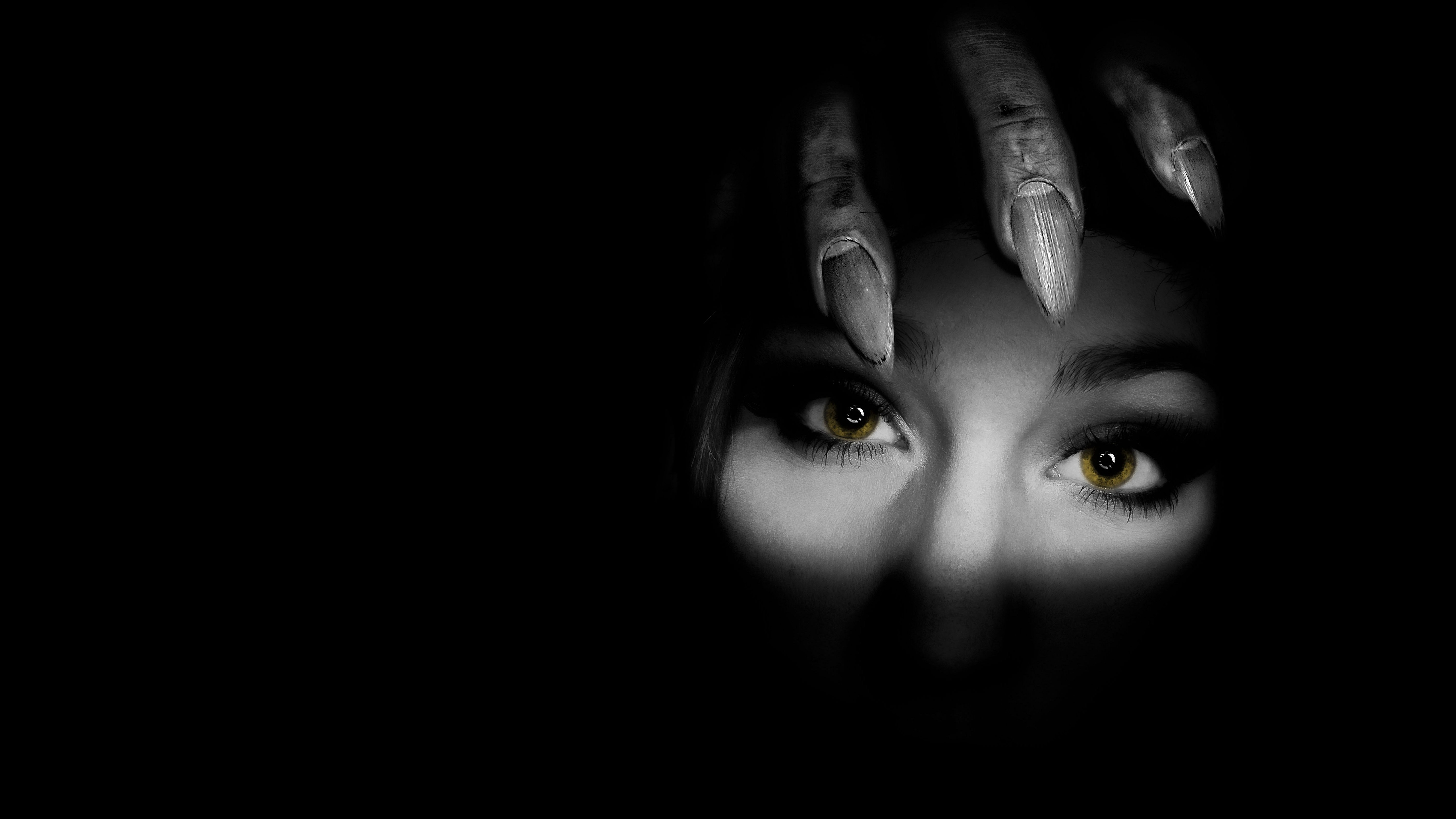 Dark creepy scary horror evil art artistic artwork - Dark horror creepy wallpapers ...