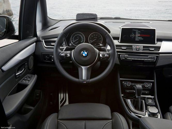 BMW 2-Series Gran Tourer cars 2016 wallpaper