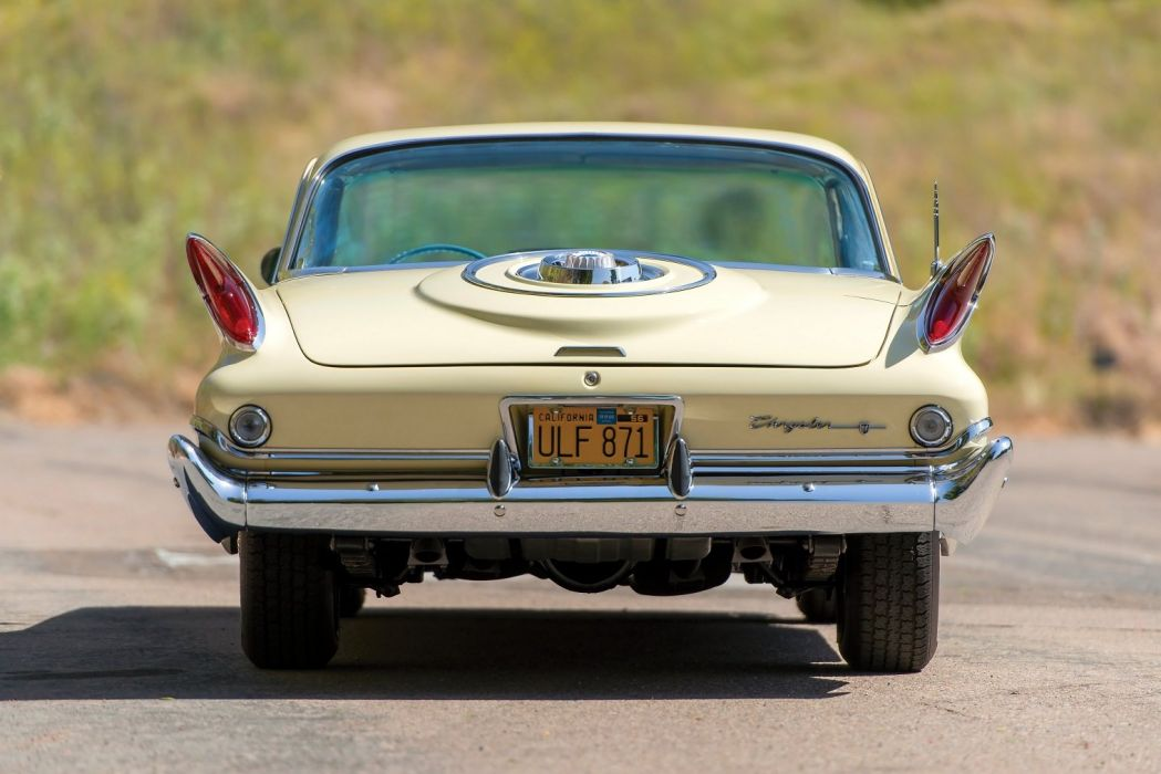 1960 Chrysler 300F Hardtop Coupe cars classic wallpaper