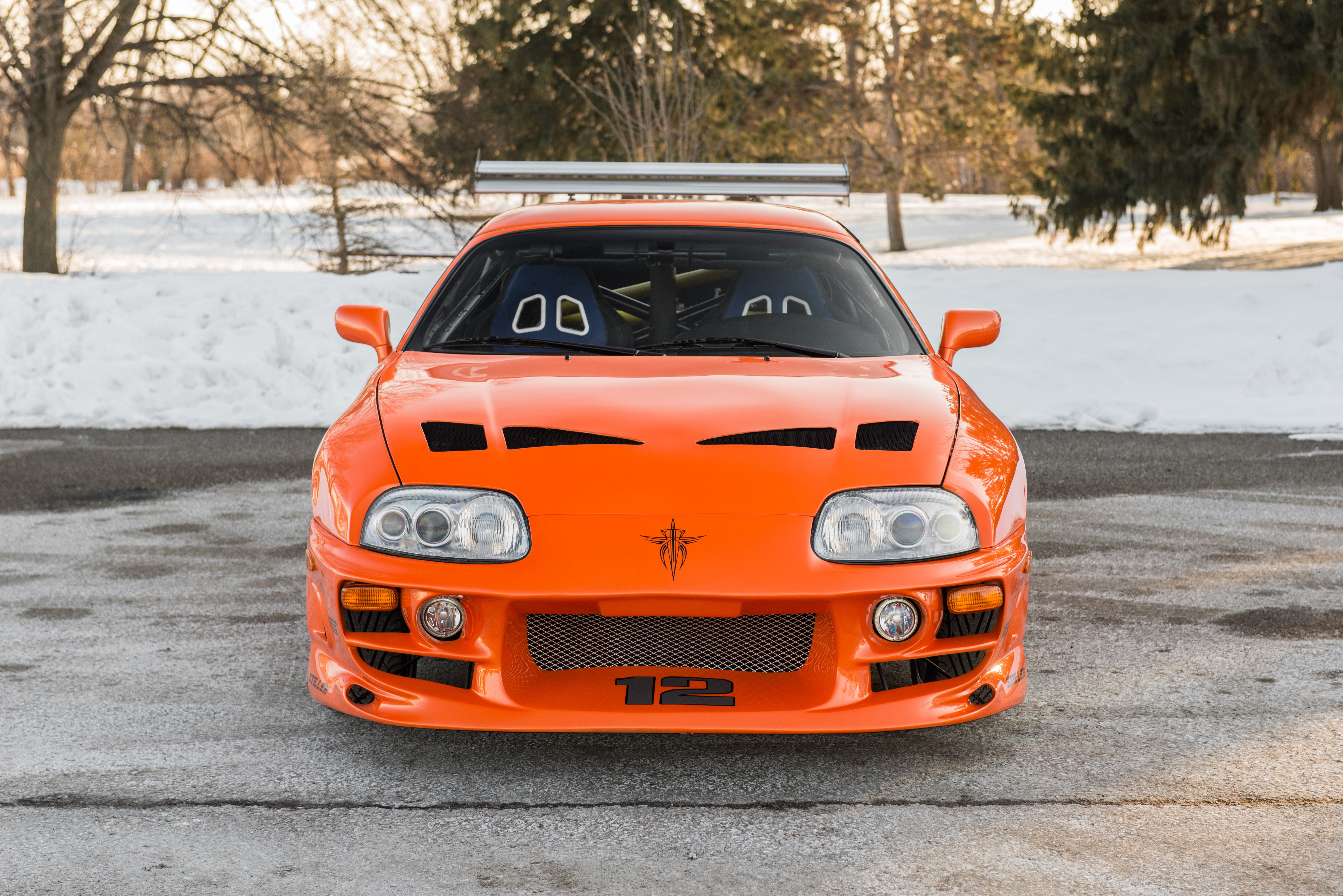 Toyota Supra The Fast and the Furious - 3446.8KB