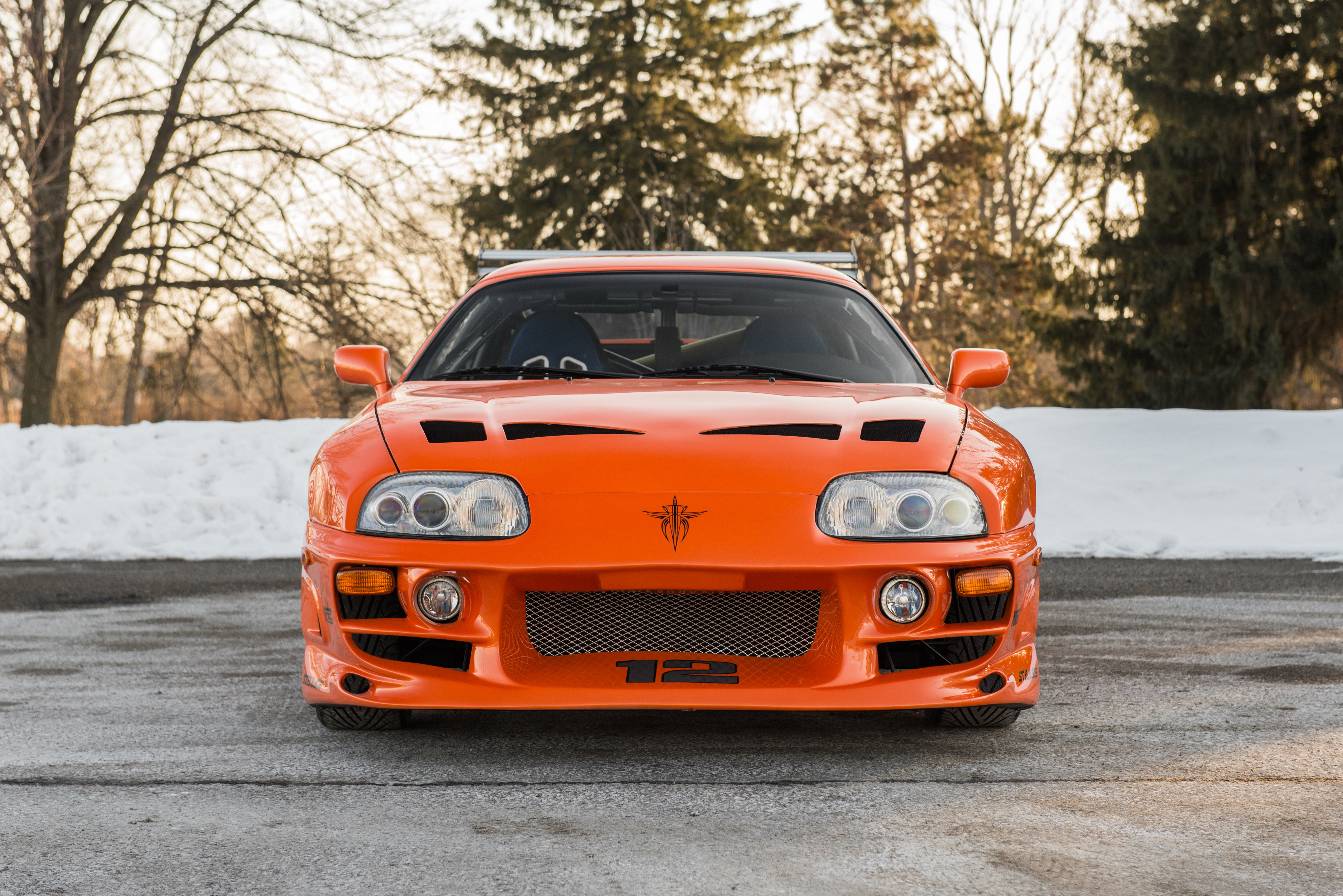 Toyota Supra The Fast and the Furious - 3369.1KB