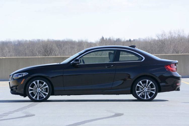 2015 BMW 228i xDrive cars coupe wallpaper
