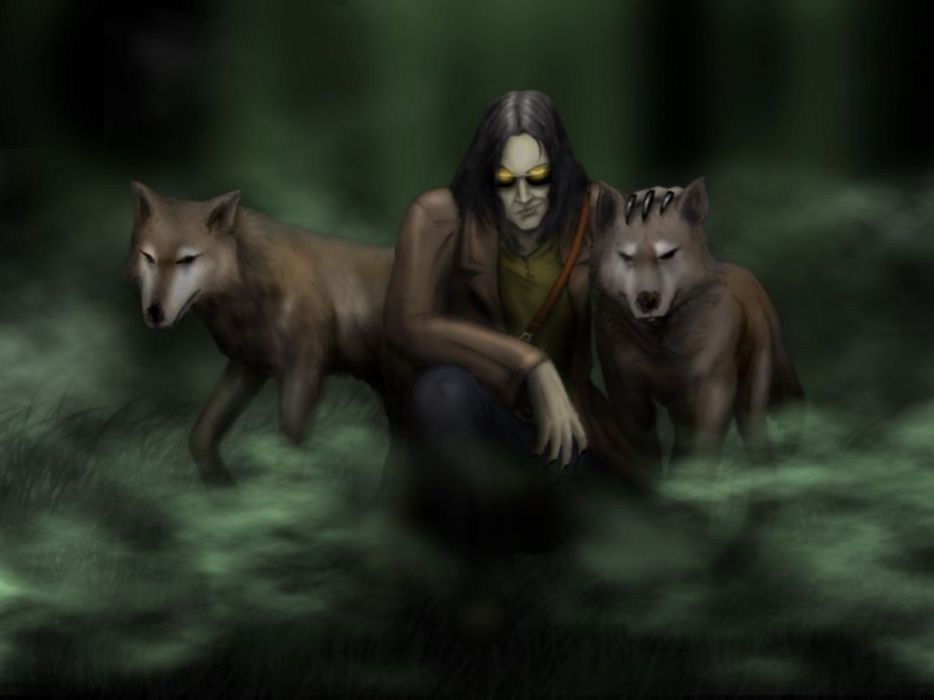 dark creepy scary horror evil art artistic wallpaper