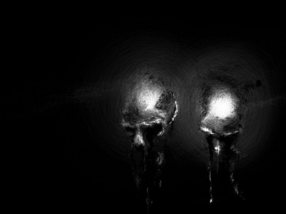 dark creepy scary horror evil art artistic wallpaper