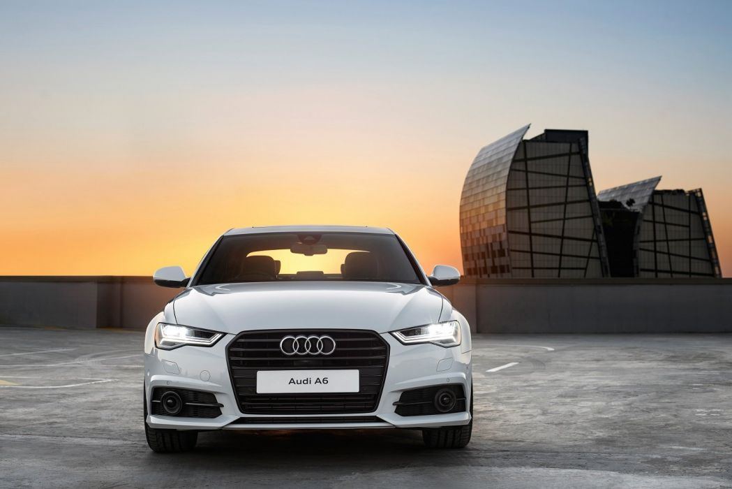 Audi A6 TFSI S-line Sedan ZA-spec 2015 cars wallpaper