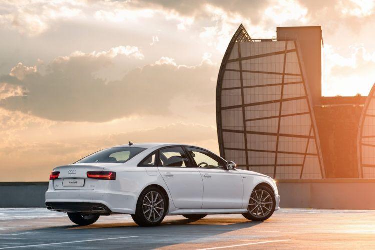 Audi A6 TFSI S-line Sedan ZA-spec 2015 cars wallpaper