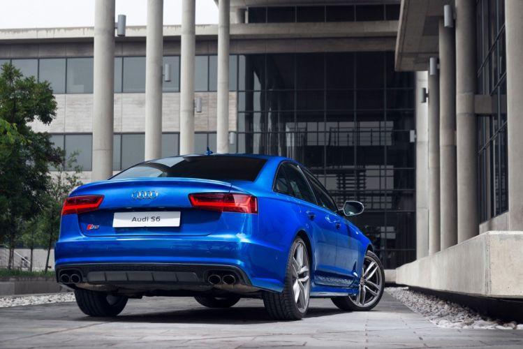 Audi S6 Sedan ZA-spec 2015 cars wallpaper