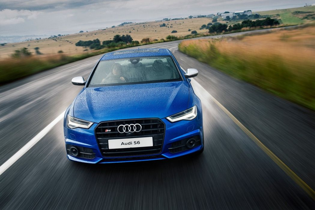 Audi S6 Sedan ZA-spec 2015 cars wallpaper