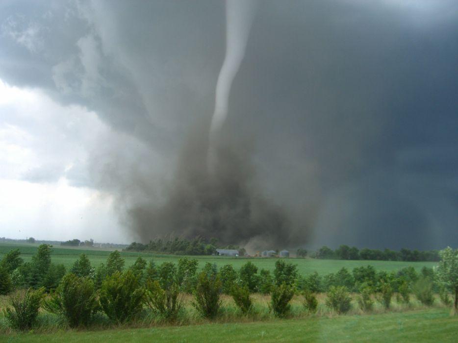 tornado tornado touchdown wallpaper