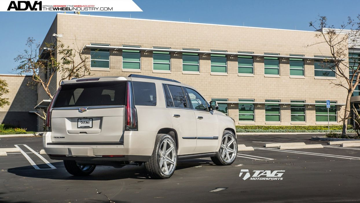 ADV 1 WHEELS CADILLAC ESCALADE suv cars tuning wallpaper