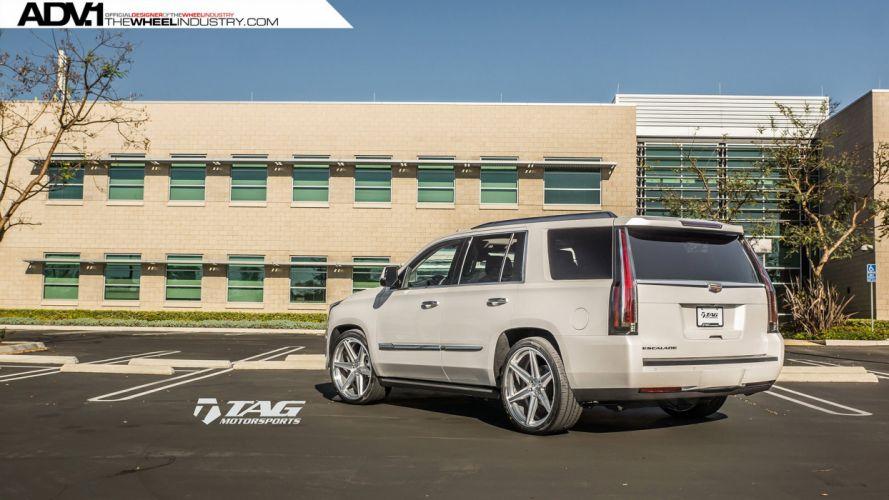 ADV 1 WHEELS CADILLAC ESCALADE suv cars tuning wallpaper