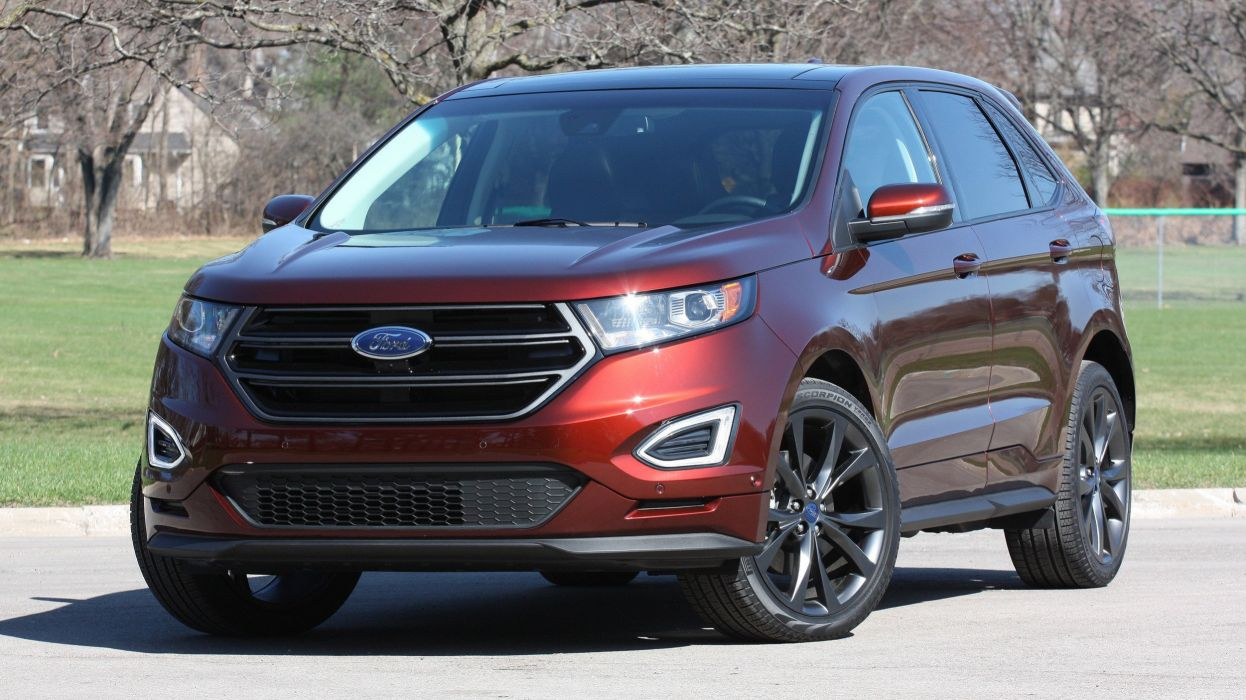 2015 Ford Edge Sport suv cars wallpaper
