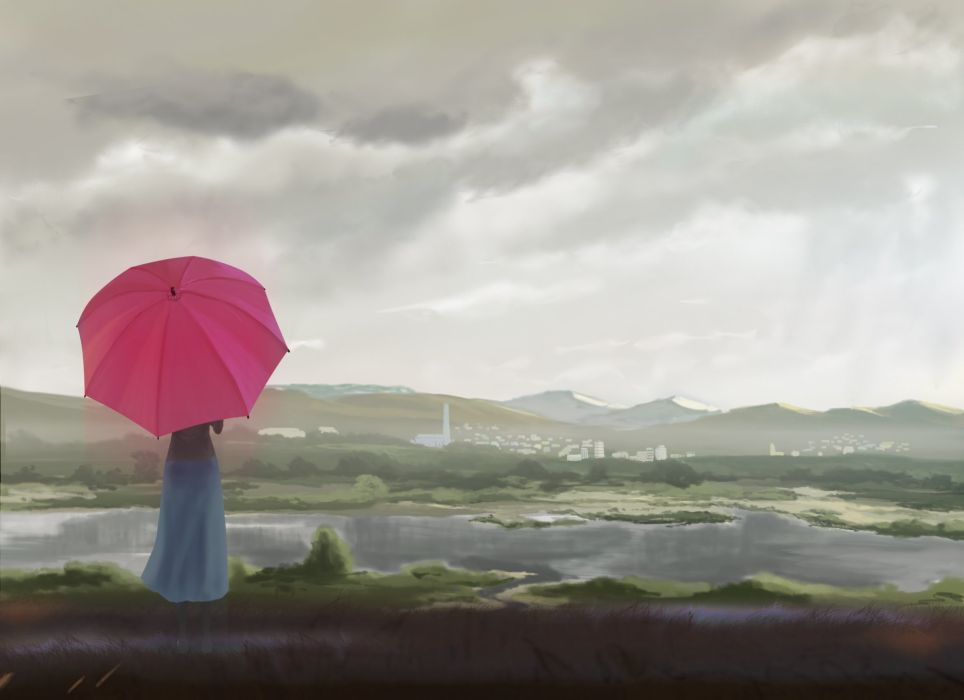 original-akio-bako+(artist)-single-highres-cloud+(clouds)-sky wallpaper