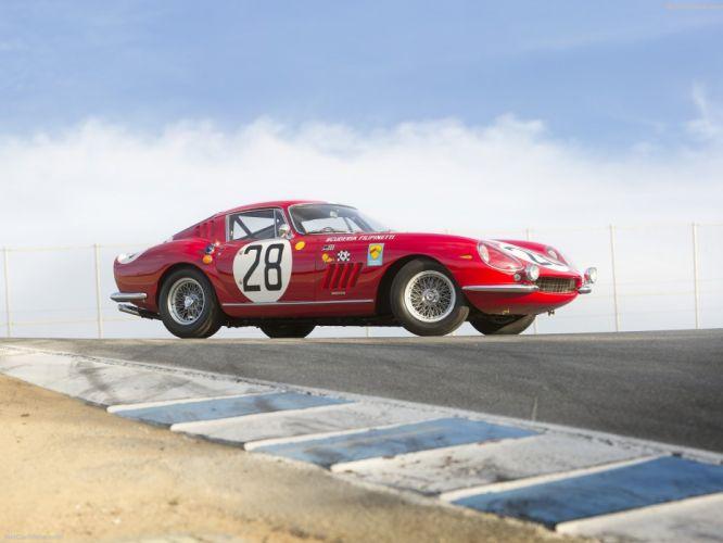 Ferrari 275 GTB Competizione cars classic racecars wallpaper