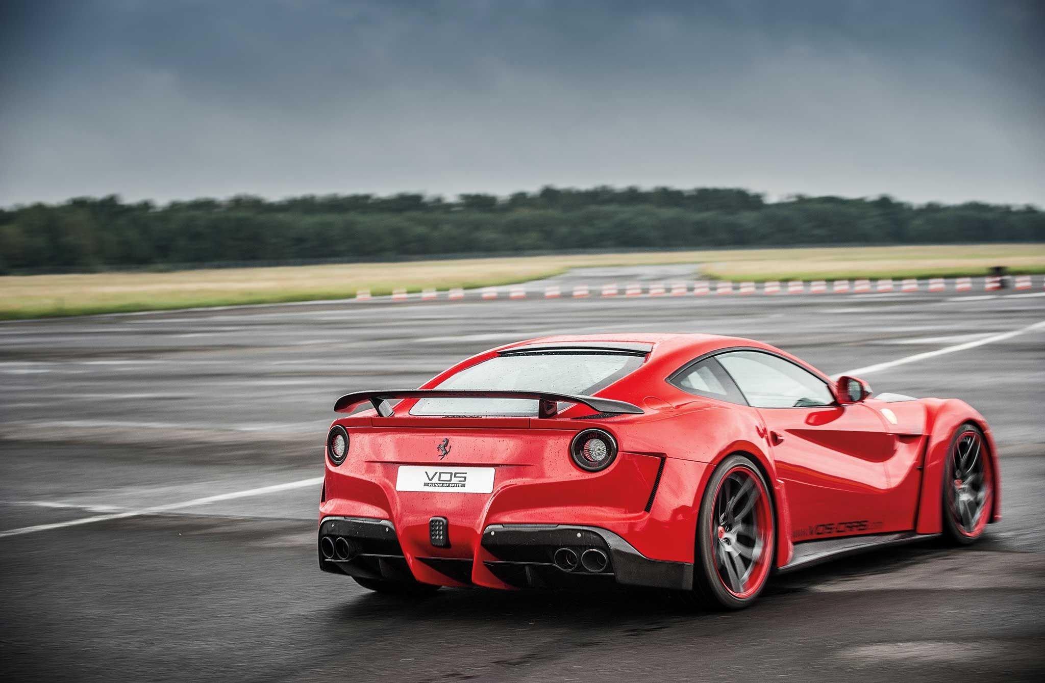 Novitec N-Largo Ferrari F12 berlinetta bodykit tuning 2015 ...