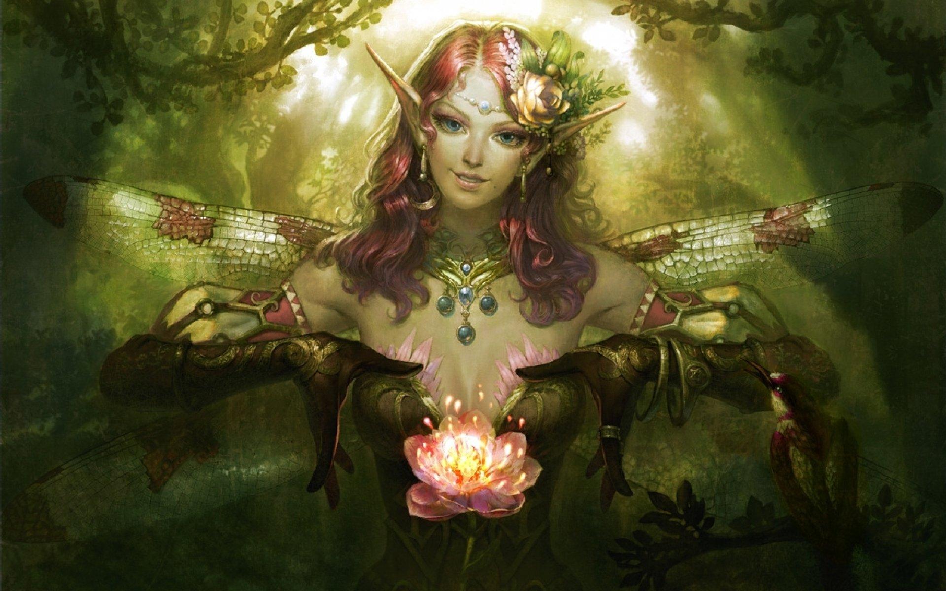 Fantasy fairy art nackt movies