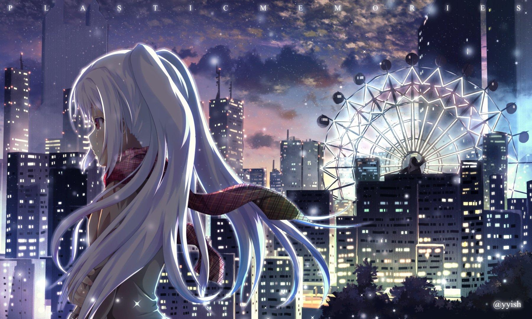 wallpaper hd city night
