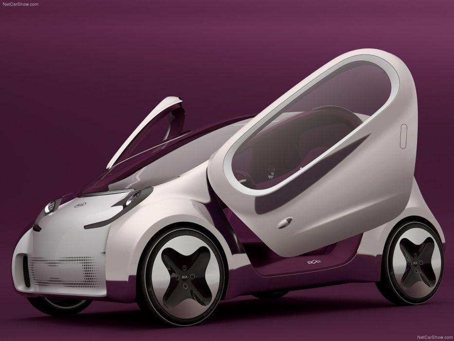 Kia POP Concept 2010 cars wallpaper