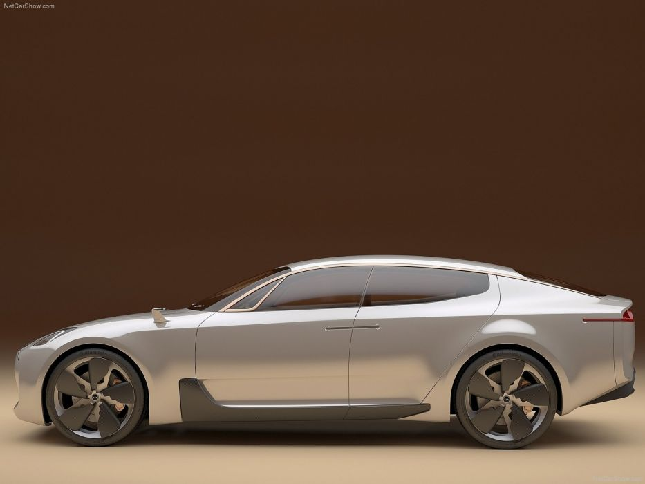 Kia-GT Concept cars 2011 wallpaper