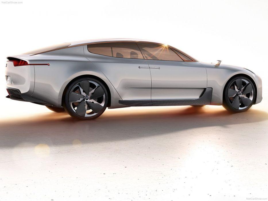 Kia-GT Concept cars 2011 wallpaper