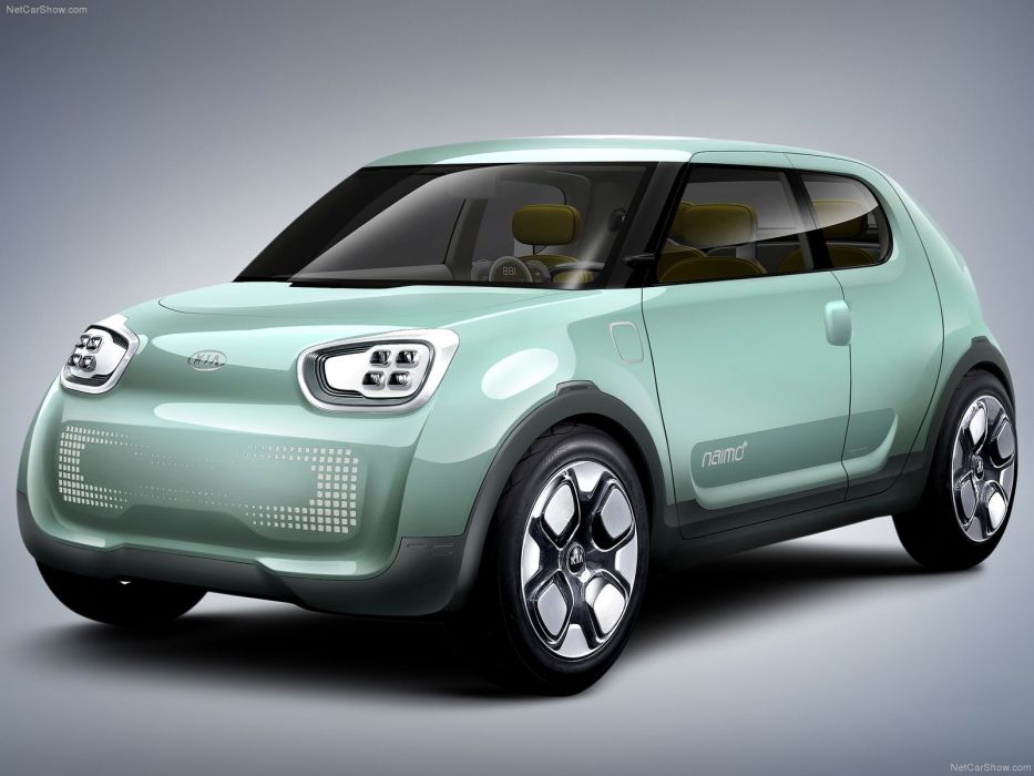 Kia Naimo Concept cars 2011 wallpaper
