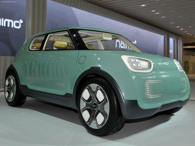 Kia Naimo Concept cars 2011 wallpaper