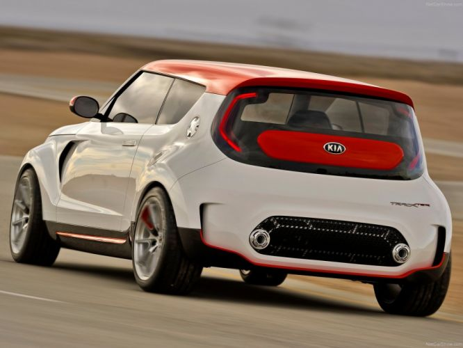 Kia Trackster Concept cars 2012 wallpaper
